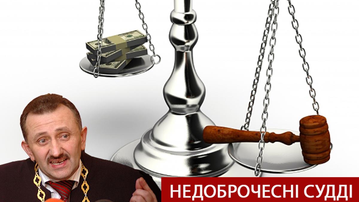 Зварич та інші: 5 найгучніших справ недоброчесних суддів - 6 жовтня 2018 - Телеканал новин 24