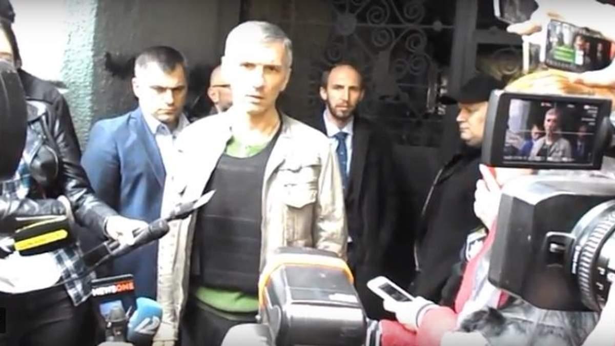 Покушение на Олега Михайлика в Одессе: активист рассказал, кого считает заказчиком