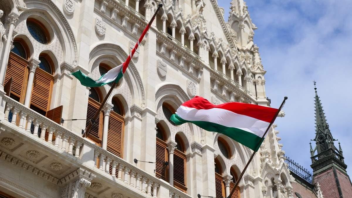 Высланный Будапештом дипломат вернулся в Украину