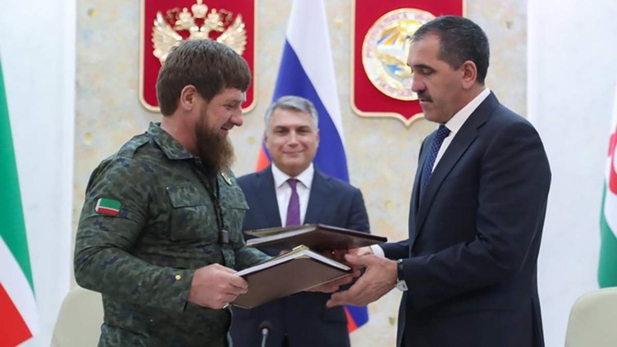 Неспокій на Кавказі – початок кінця РФ