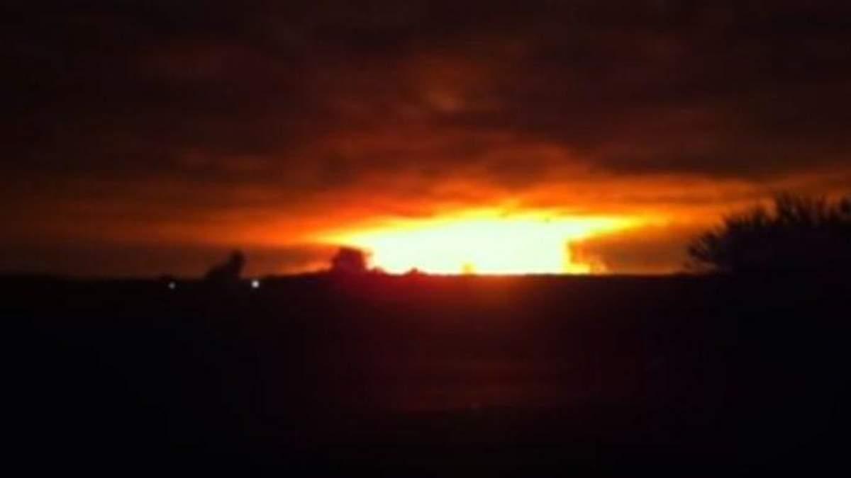 Вибухи поблизу Ічні: стало відомо, чи є на складах Міноборони хімічна зброя