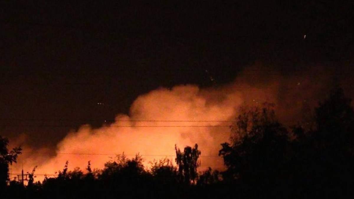 """""""Треті за рік. Це – диверсія"""": ветеран АТО розповів про ситуацію з вибухами на складах в Україні"""