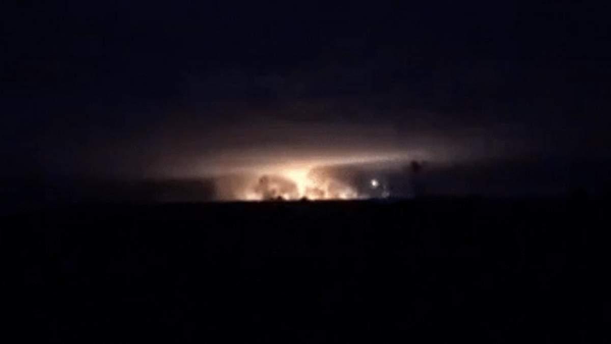 """Нас готовят к сдаче"": почему взорвался арсенал оружия под Ичней"