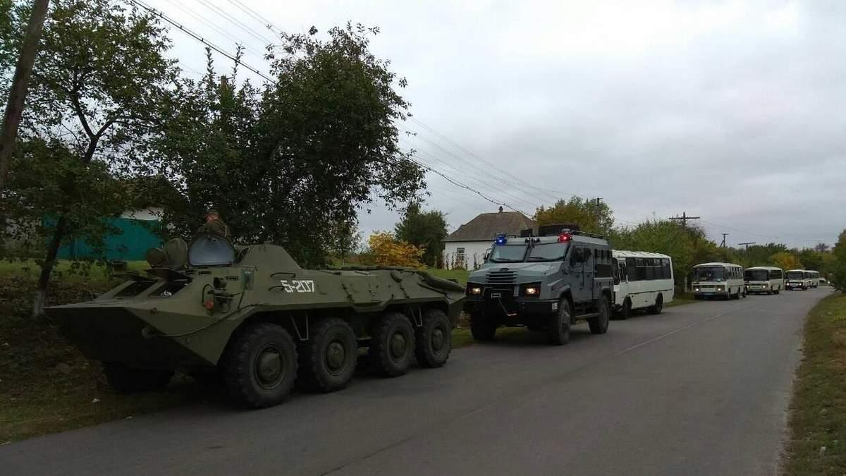 В полиции заявили, что 14 сел на Черниговщине надо эвакуировать
