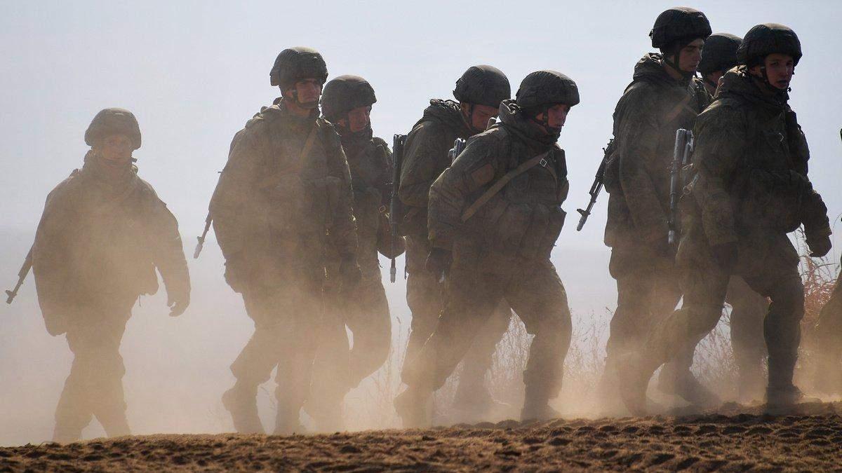 """У Міноборони Росії заявили про знищення """"ворожого"""" складу з боєприпасами"""