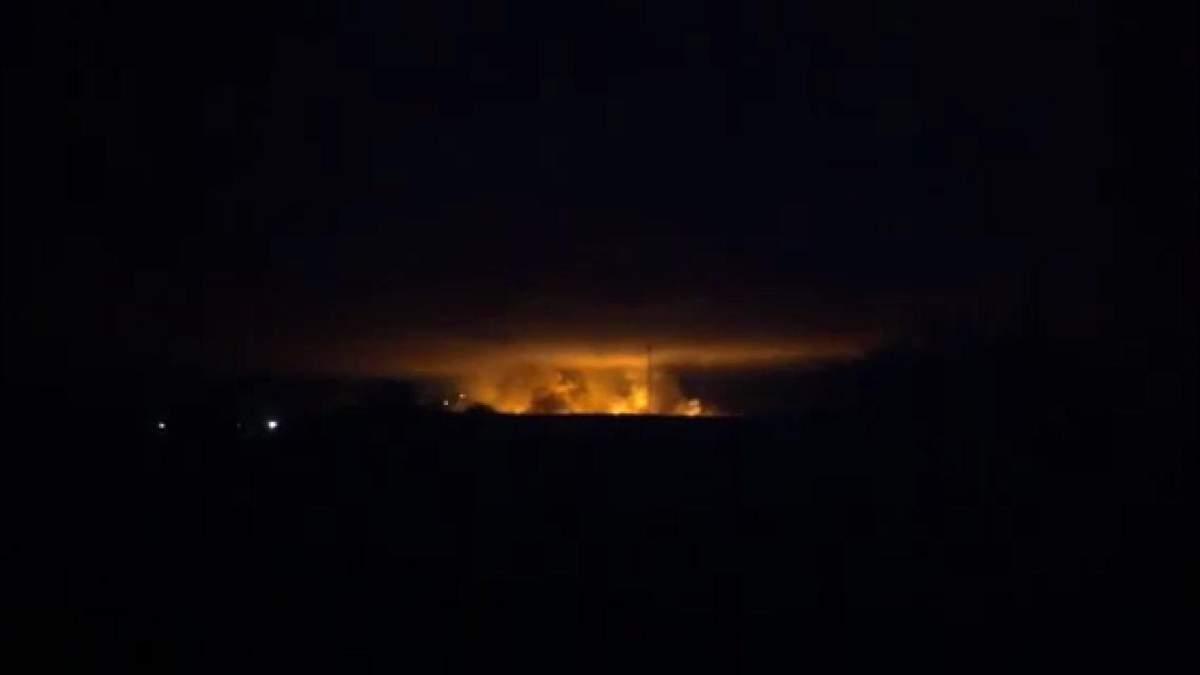 Взрывы боеприпасов в Ичне: как все начиналось