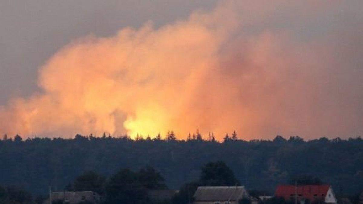 Взрывы на складах боеприпасов: неуловимые диверсанты прибыли в Ичню из Калиновки