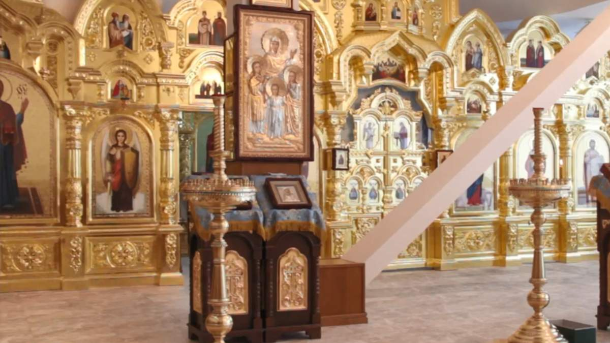 Часовню Пшонки раздали в храмы Московского патриархата