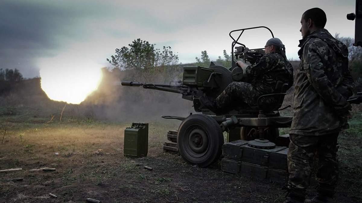 Бойовики не зменшують активність на Донбасі: де було найгарячіше минулої доби