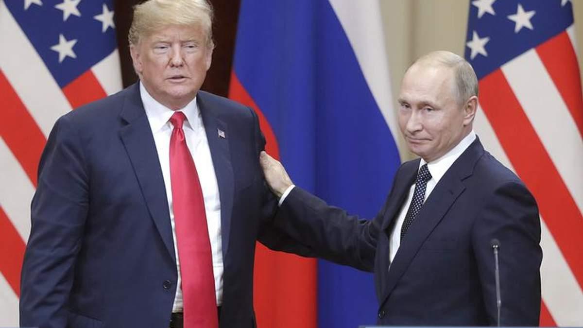 """""""Ми готові, якщо вони не проти"""": у Кремлі заговорили про швидку зустріч Путіна і Трампа"""