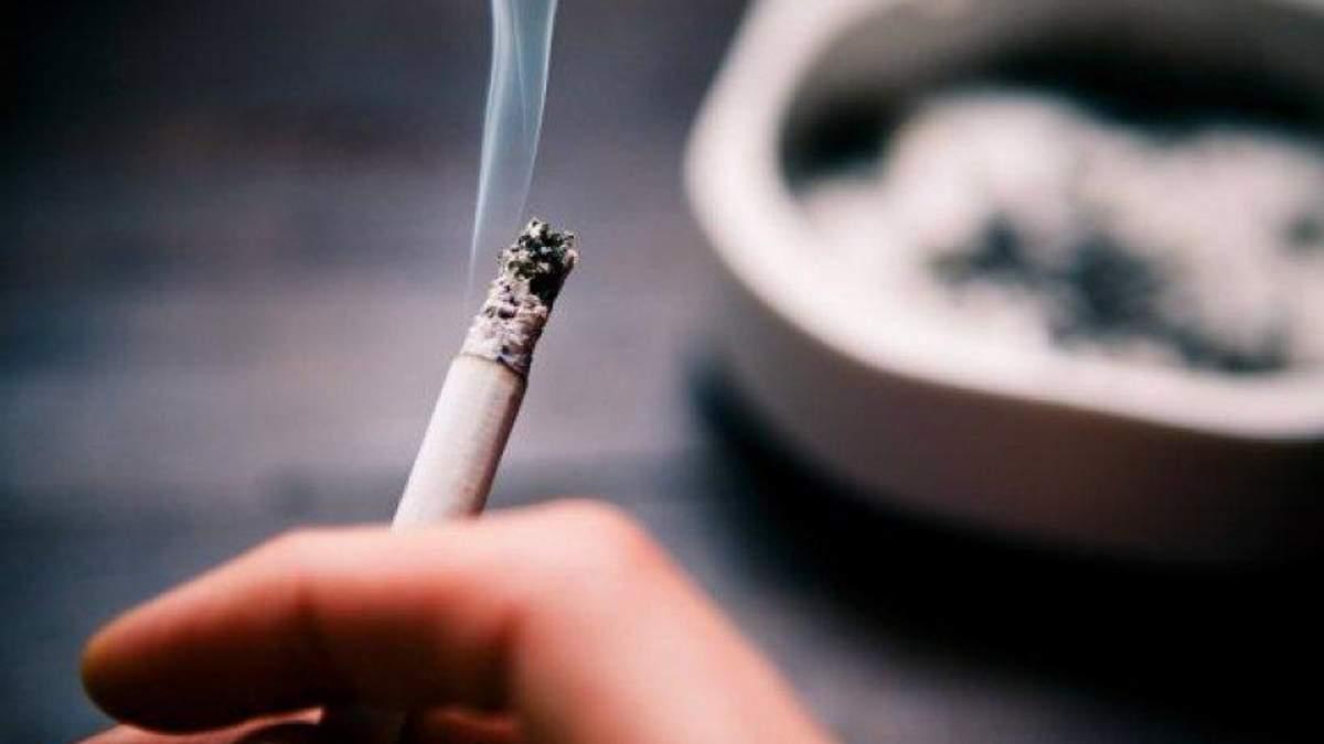 В Україні курять майже 15% неповнолітніх