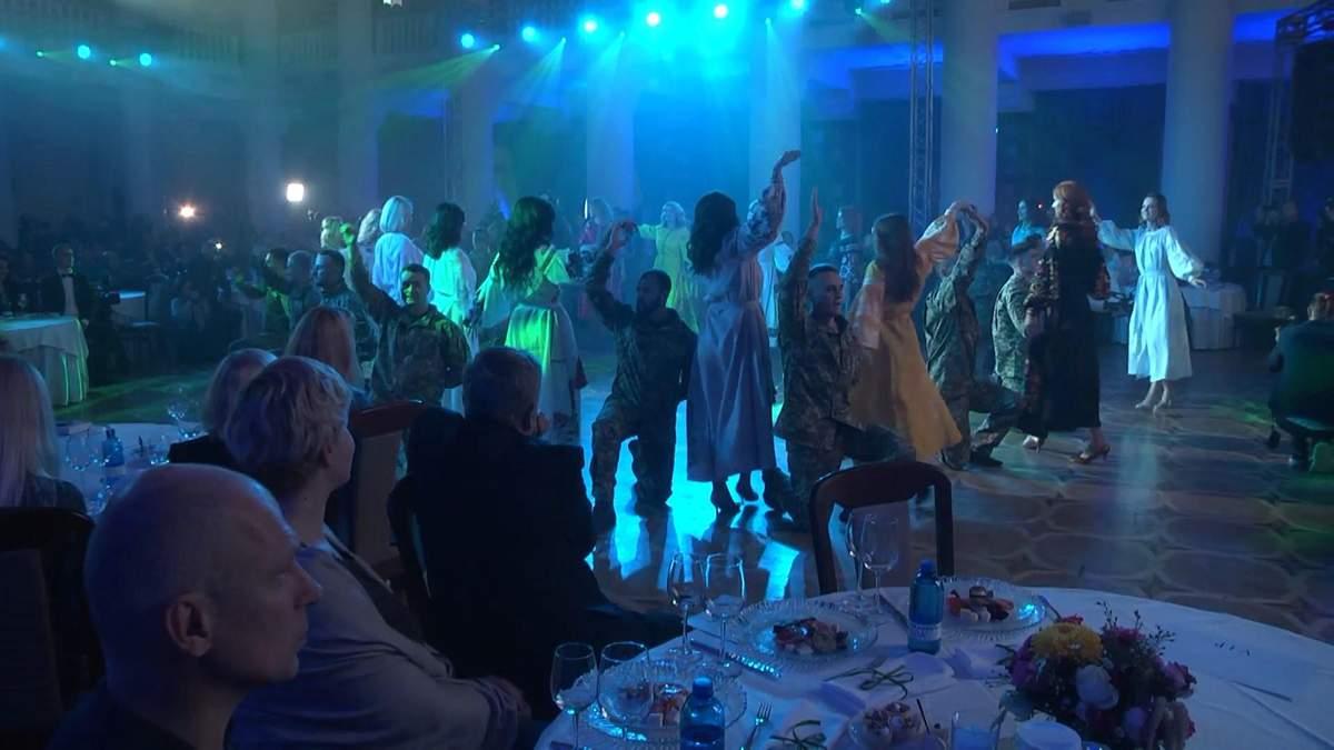 Військових з Донбасу запросили на танцювальний паркет