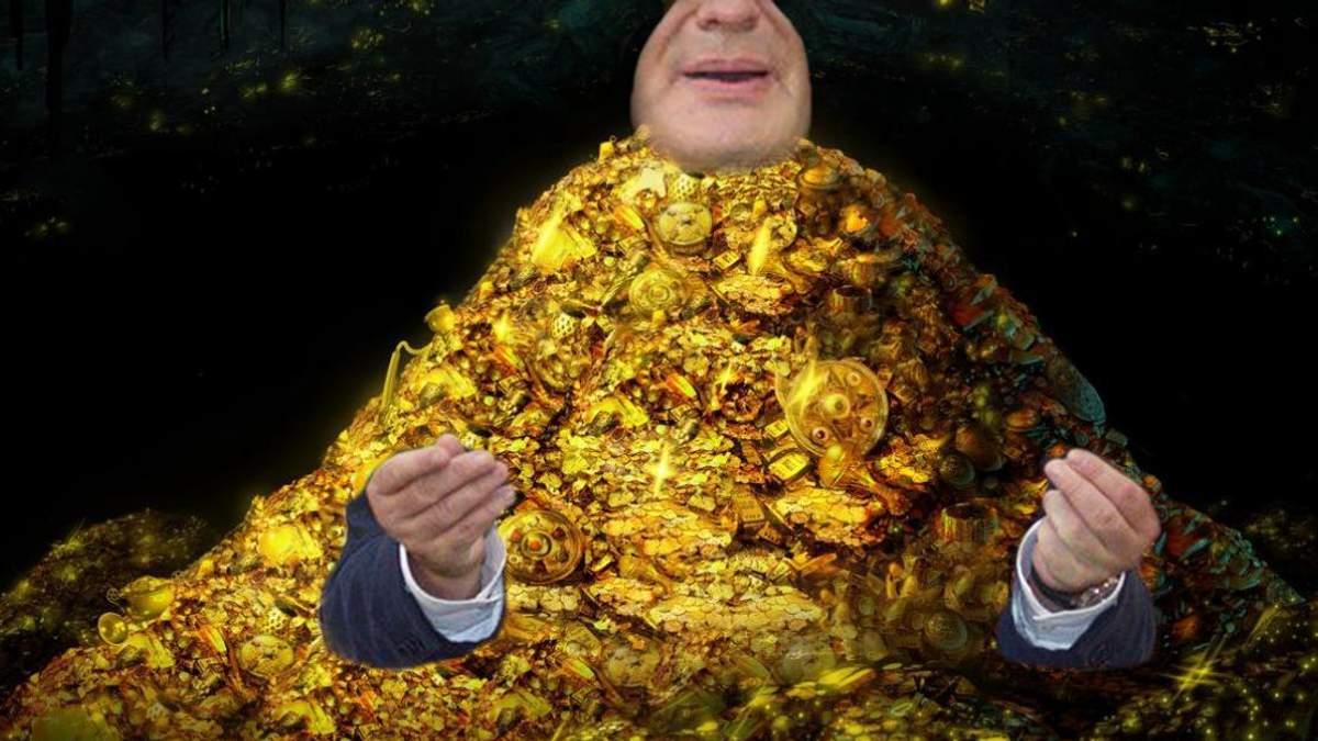 Железная руда на вес золота