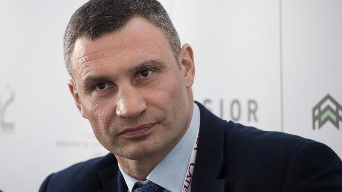 Кличко заявил о возобновлении подачи горячей воды