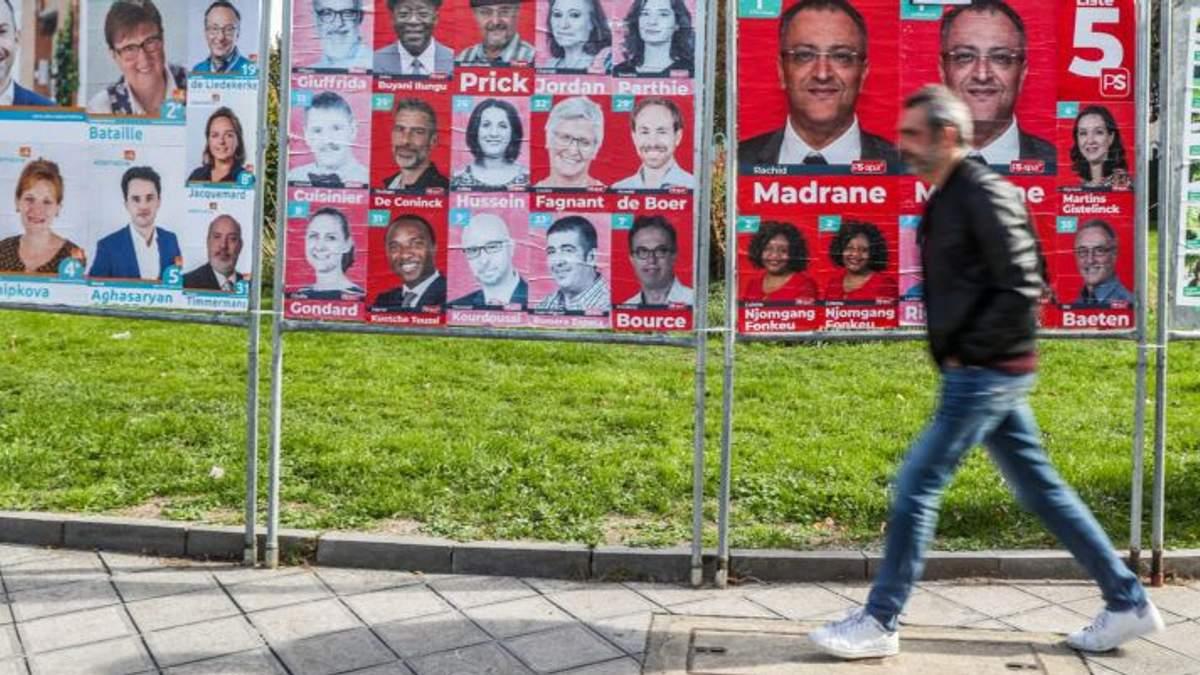 Чотири єгиптянина візьмуть участь у виборах у Бельгії