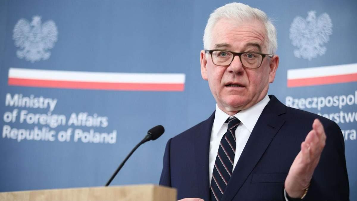 Санкції проти Росії треба вводити більш ефективно, – МЗС Польщі
