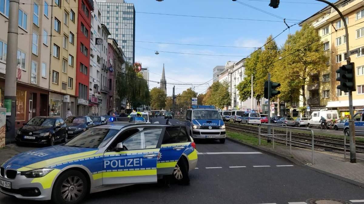 Полиция освободила заложницу на вокзале в Кельне