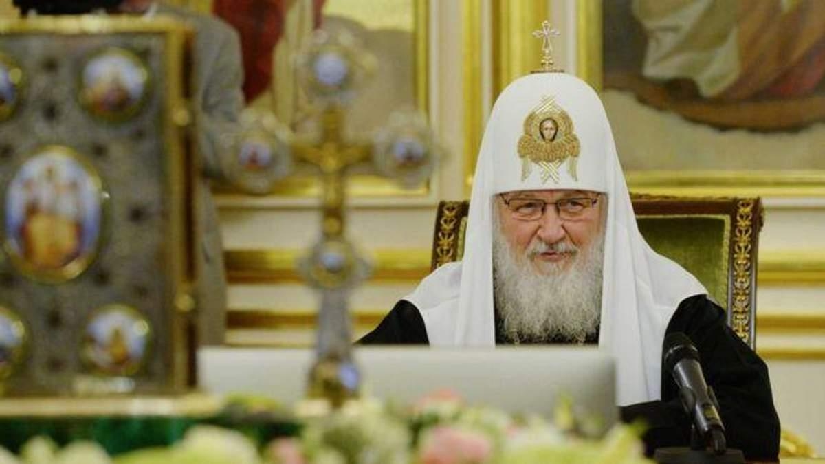 РПЦ оголосила про розірвання відносин з Константинополем