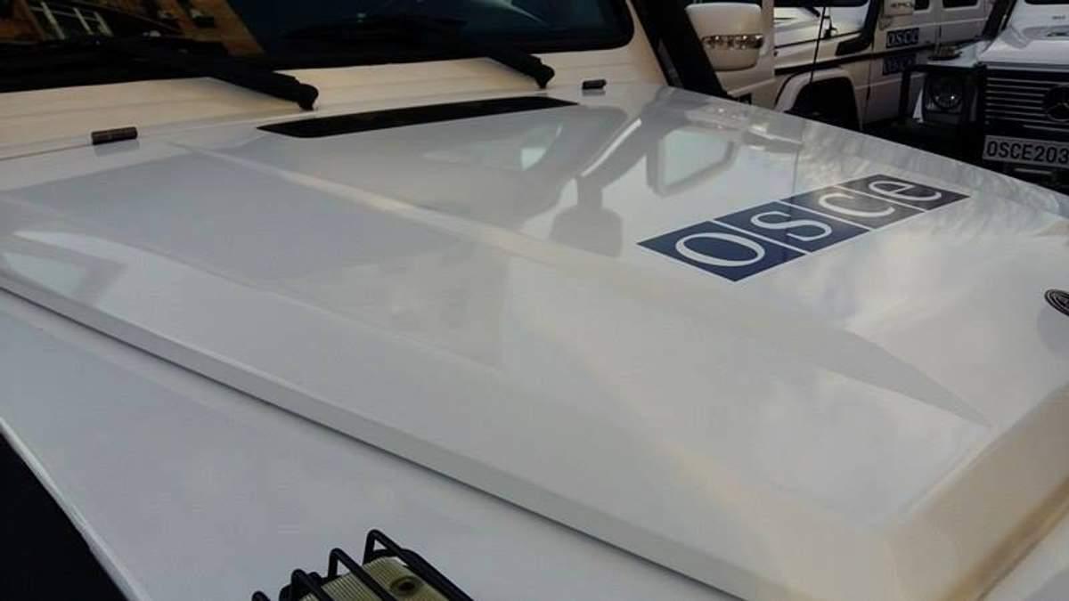 Бойовики не пускають ОБСЄ у чотири населені пункти