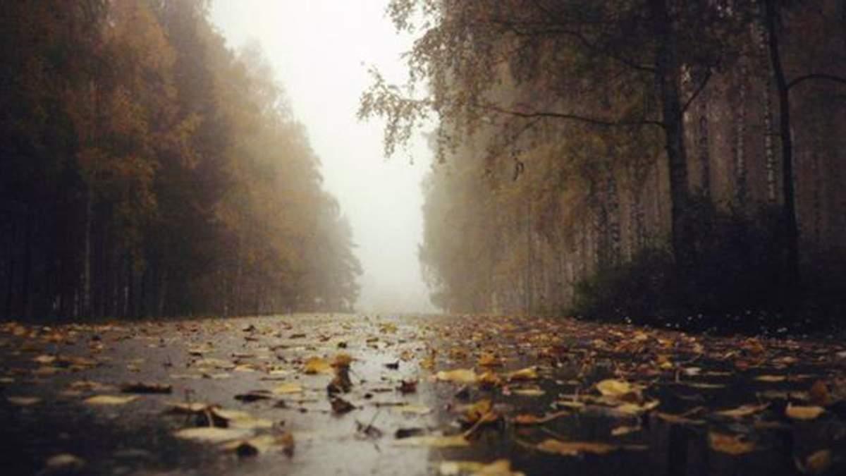 С 20 октября в Украину придет похолодание