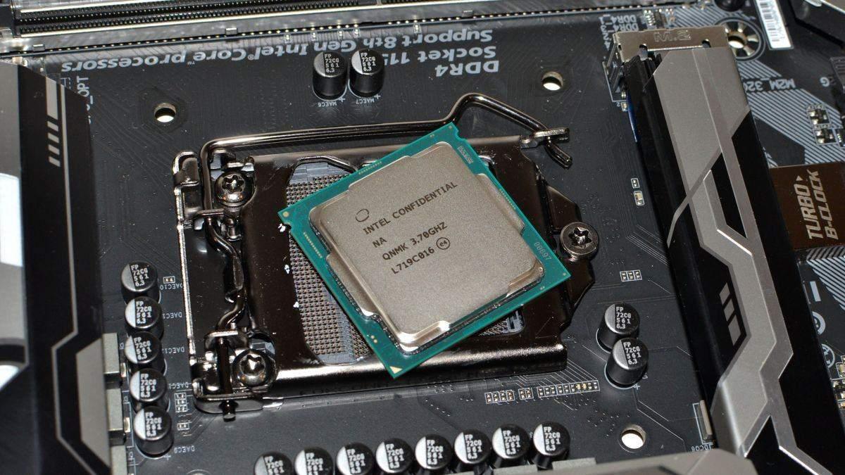 Intel выпустит 8-ядерный процессор для ноутбуков семейства Coffee Lake-H