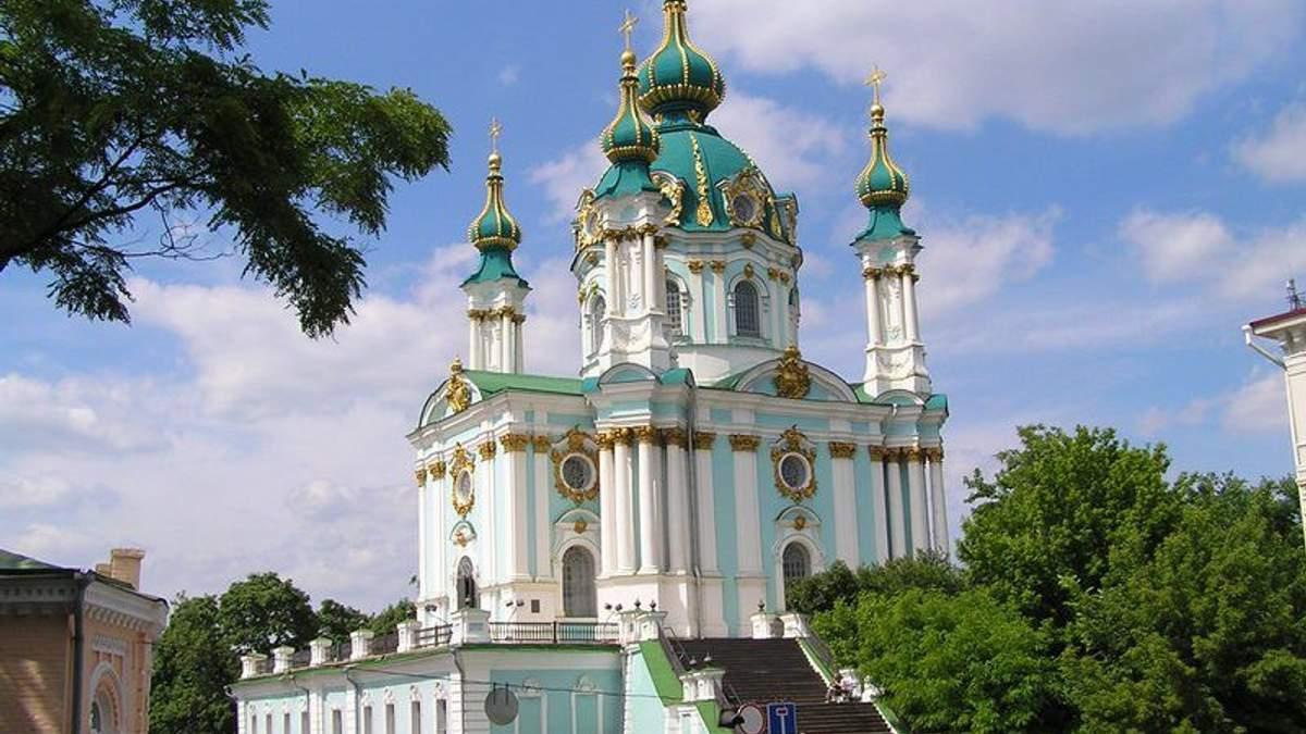 Порошенк прокоментував передачу Андріївської церкви Константинополю