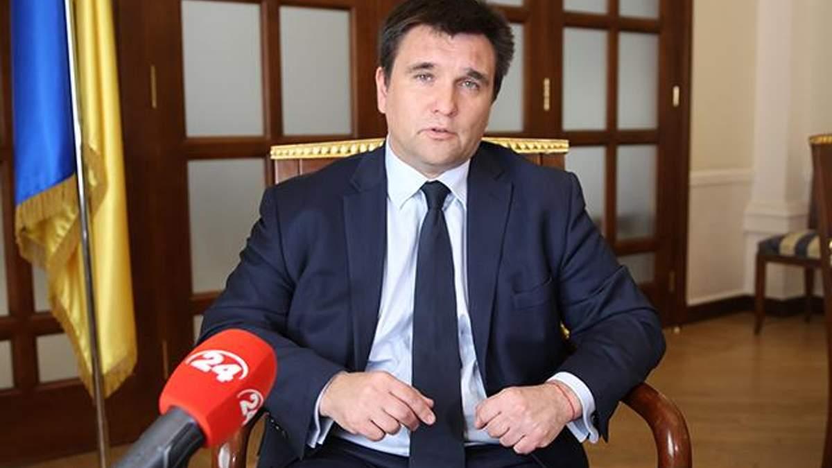 Клімкін заявив, що Росія здійснила 6 тисяч кібернападів на Україну за останні 4 роки