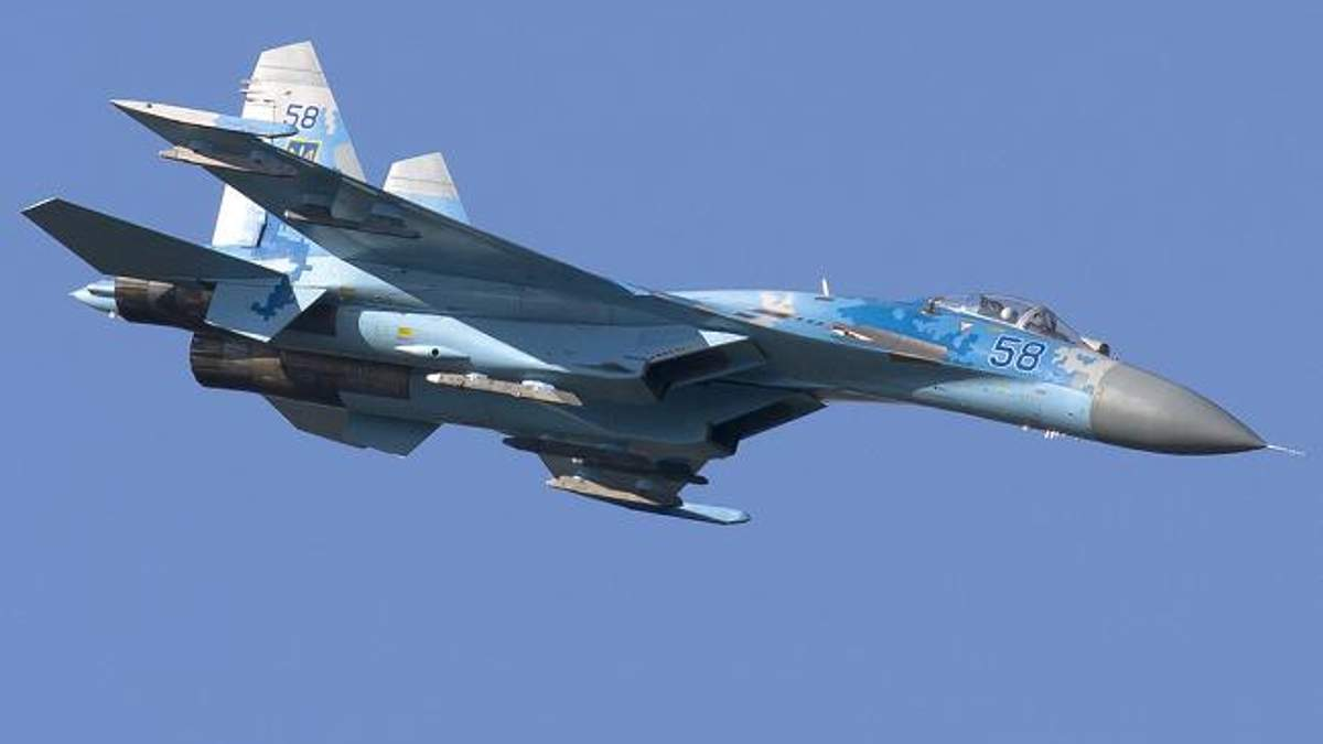 Катастрофа винищувача Су-27УБ: загинули пілоти з України та США