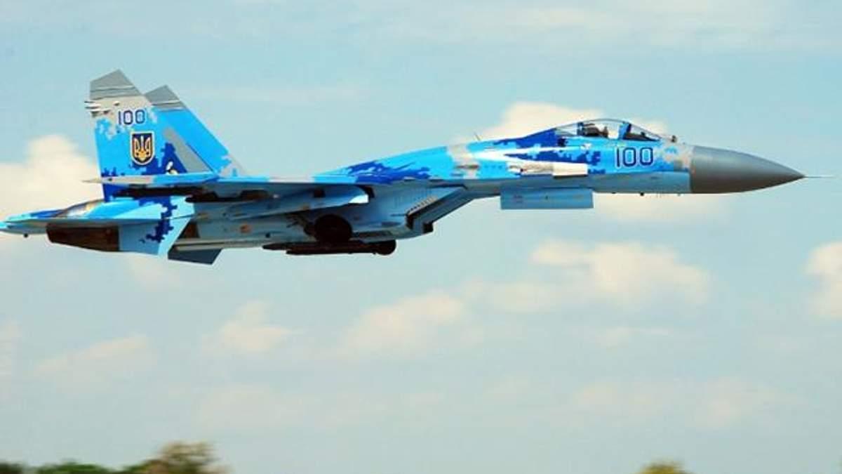 В інцидент із падінням літака Су-27 був залучений американський військовий, – ВПС США