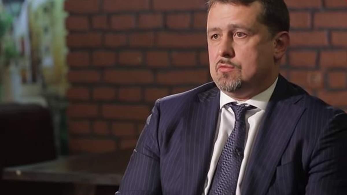 Экс-работник СБУ Семочко открестился от богатства и российского гражданства жены