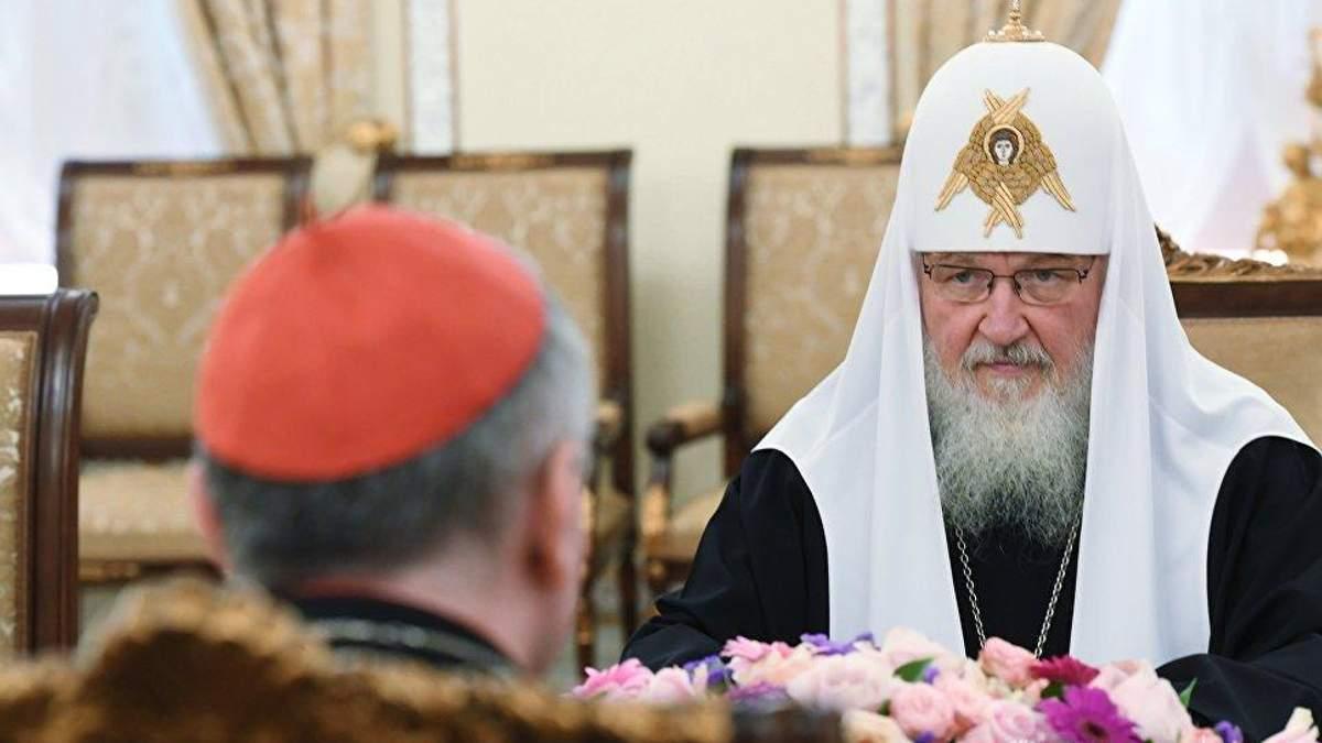 РПЦ висунула ультиматум Єрусалимському патріархату