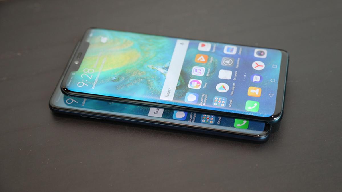 Huawei Mate 20 і Mate 20 Pro: огляд, характеристики, ціна