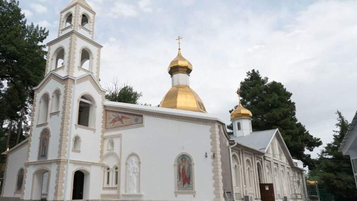 Душанбинская православная церковь в Таджикистане заявила о разрыве с Константинополем