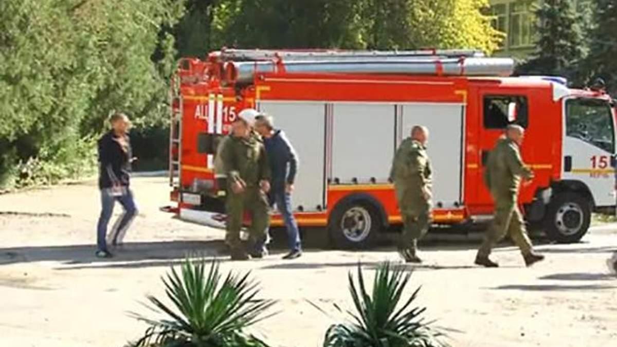 Теракт в Керчи: взрыв в Керчи расследуют как теракт - новости