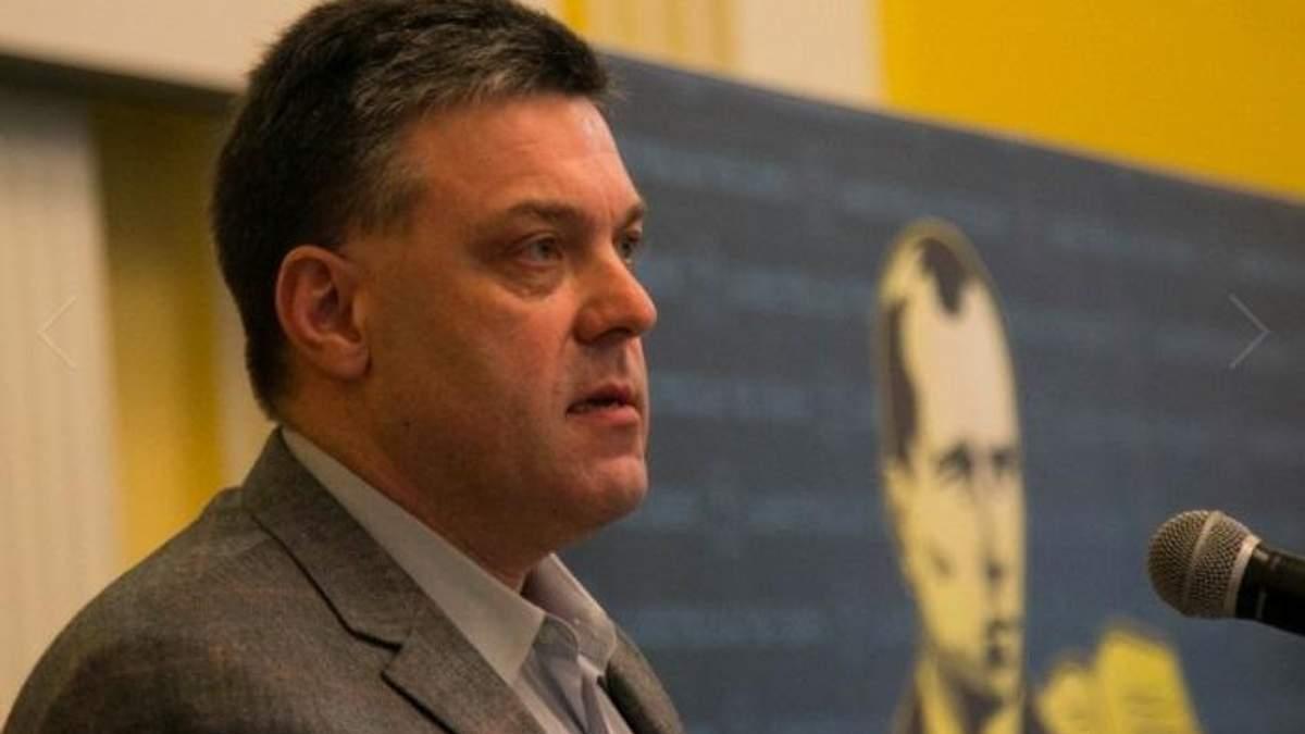 Тягнибок має план на парламентські вибори, – політолог