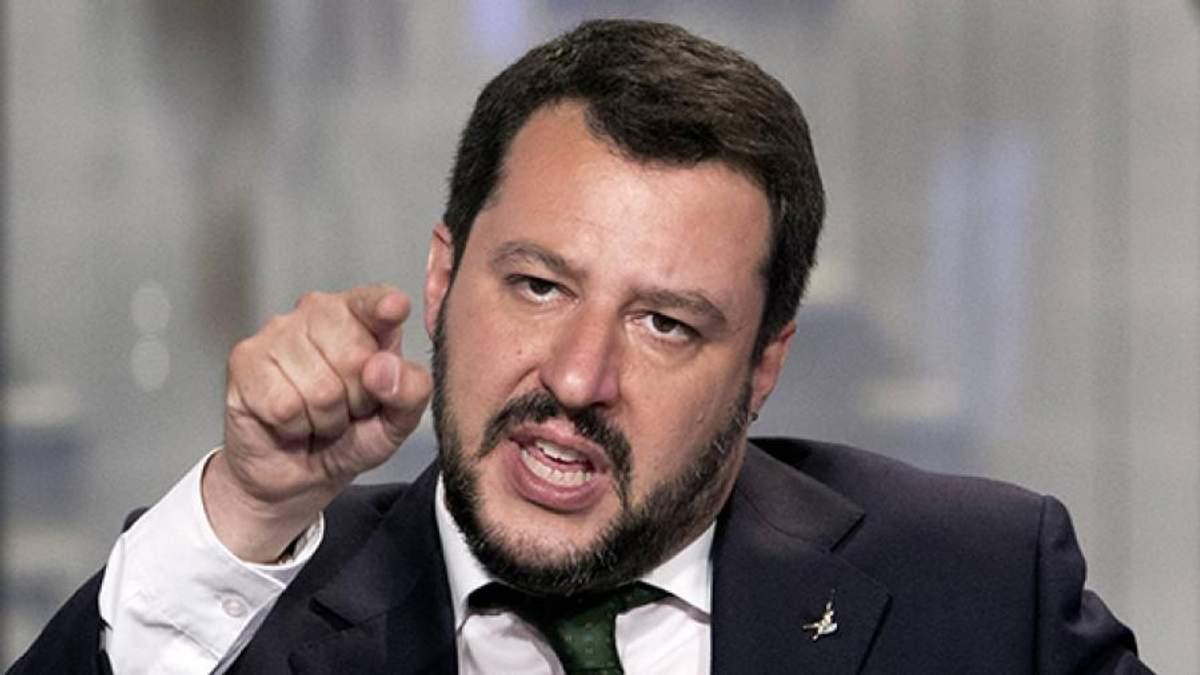 Віце-прем'єр Італії зробив гучну заяву про санкції проти Росії