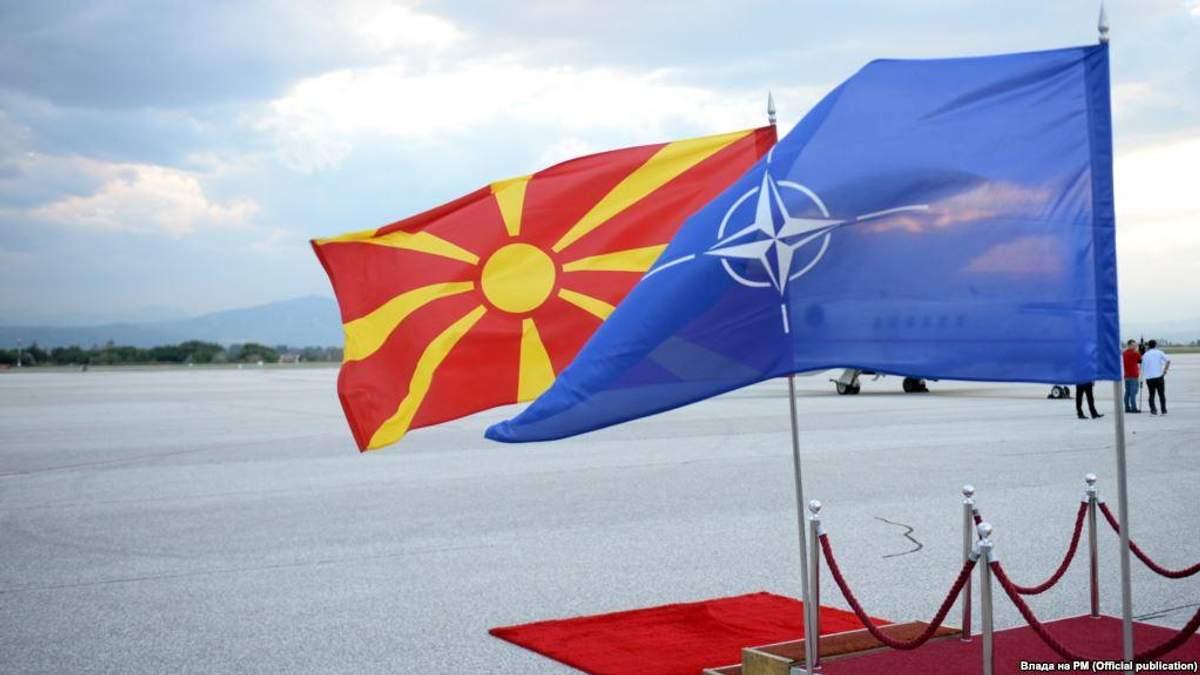 НАТО і Македонія розпочали дводенні переговори про вступ до Альянсу