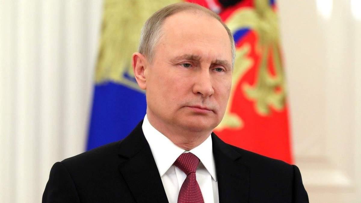 Путин заявил, что Крым якобы законно вошел в состав РФ