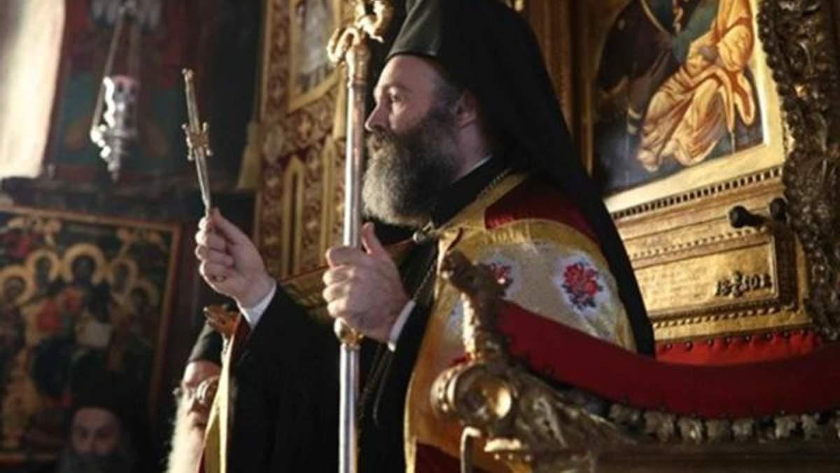 Помічник Варфоломія прокоментував розрив відносин РПЦ з Константинополем