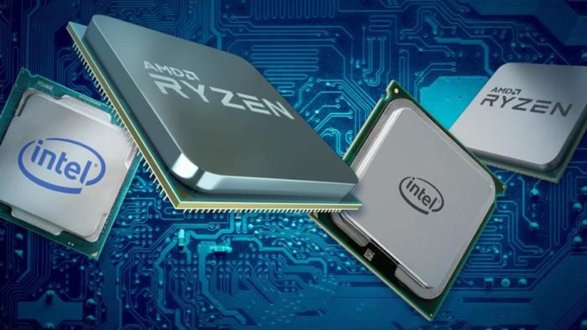 До яких частот можна розігнати процесори Intel та AMD