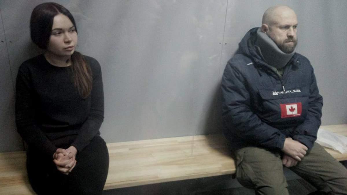 Юрист пояснив, чому суд ніколи не відпустить Зайцеву та Дронова під домашній арешт