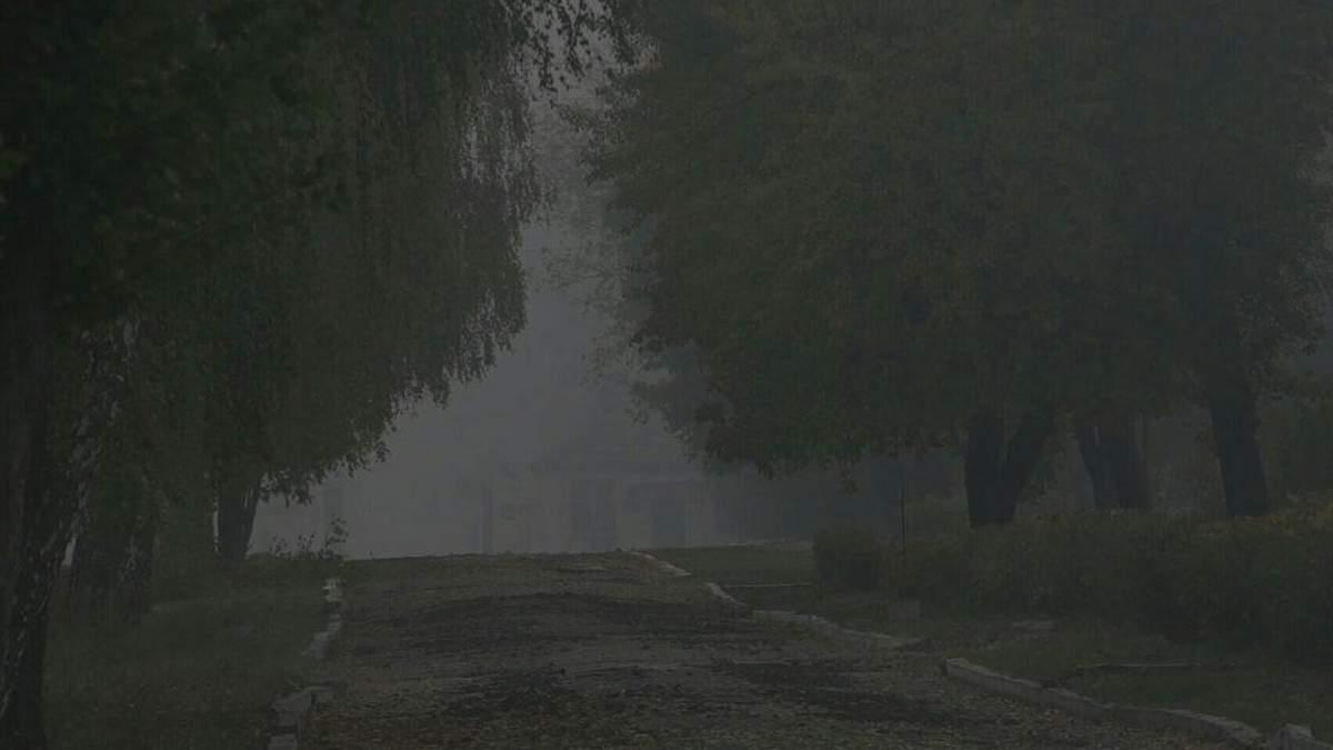 Матіос заявив, що напередодні вибухів під Ічнею поблизу арсеналу помітили двох підозрілих людей у камуфляжі
