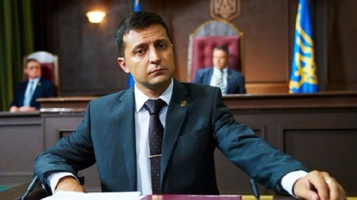 Зеленский идет в президенты Украины: рейтинг и биография