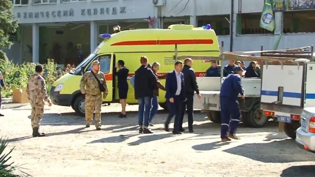 Массовая бойня в колледже Керчи: появились новые данные о состоянии пострадавших