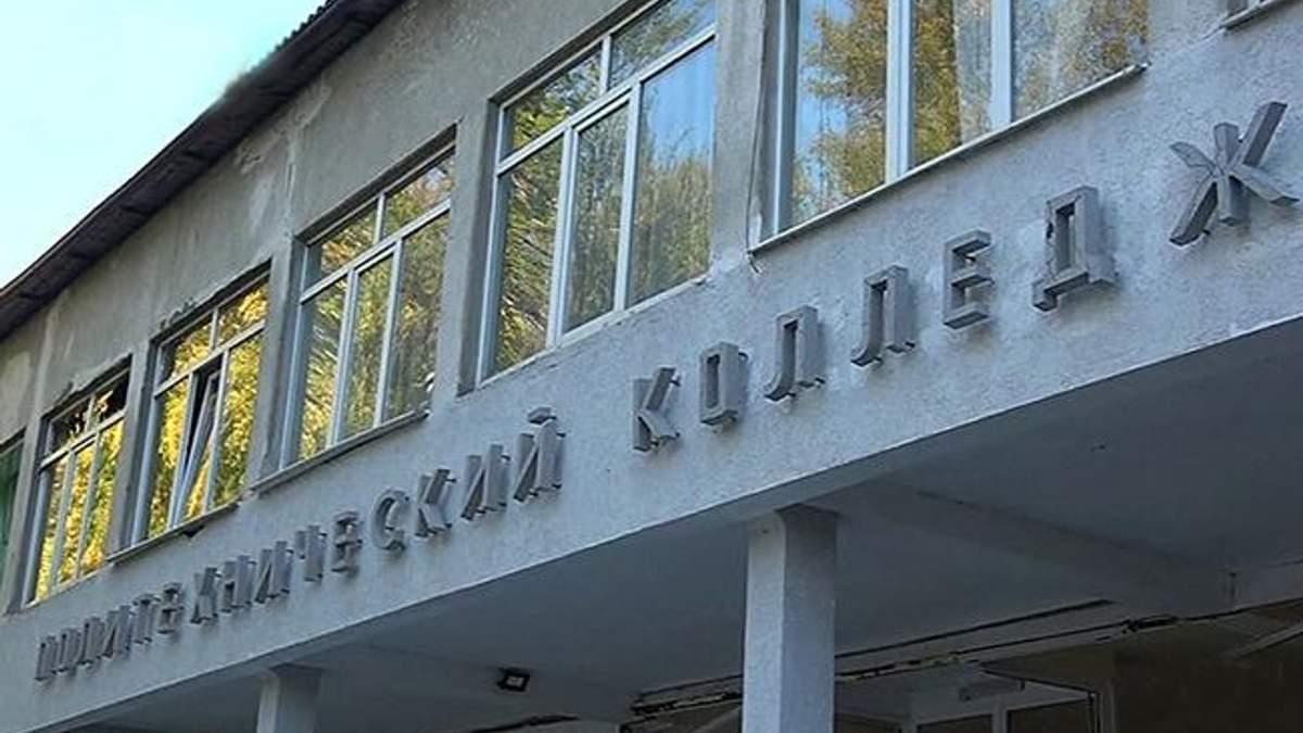 Журналисты пропагандистского российского телеканала взяли интервью у погибшей в Керчи девушки