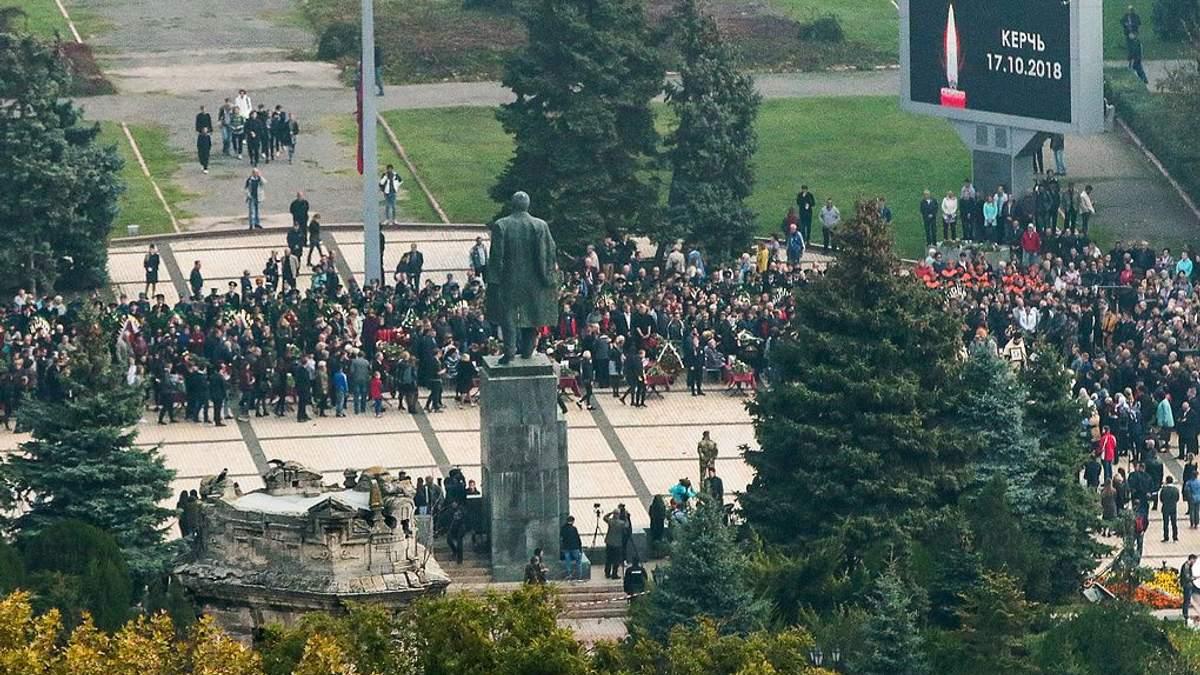Расстрел людей в Керчи: что теперь ожидает Россию и оккупированный ею Крым