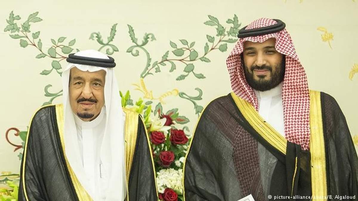 Король і принц-наступник Саудівської Аравії прийняли сім'ю вбитого журналіста Хашоггі