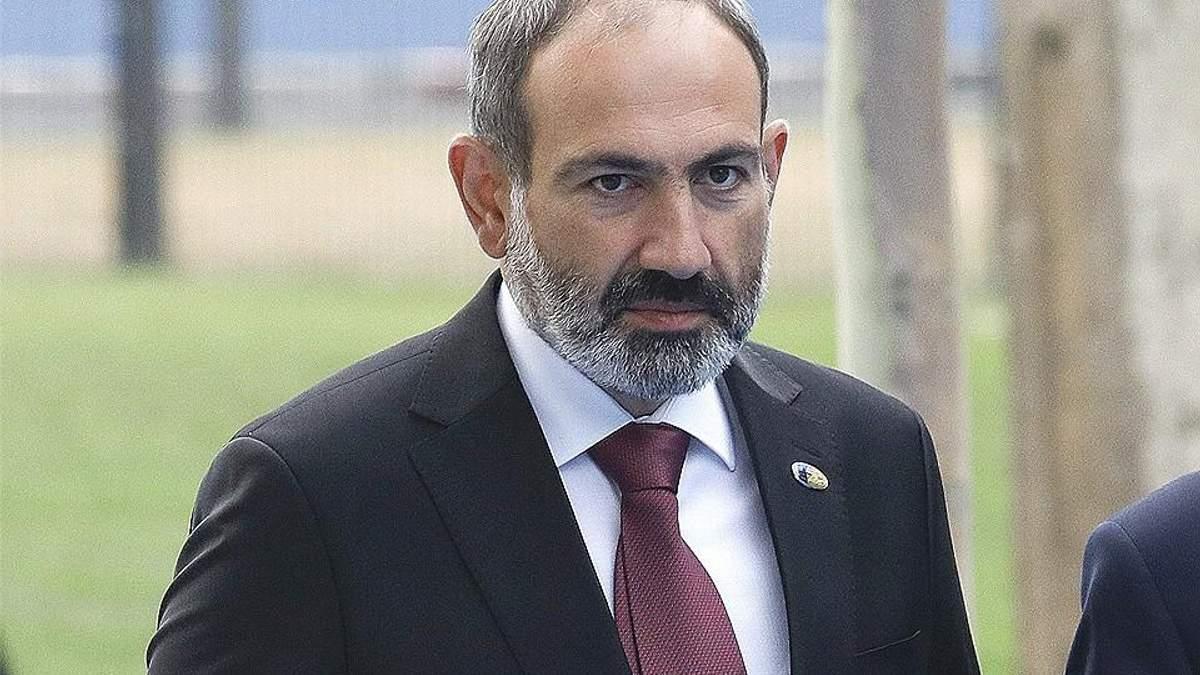 У Вірменії відхилили кандидатуру Пашиняна на посаду прем'єра