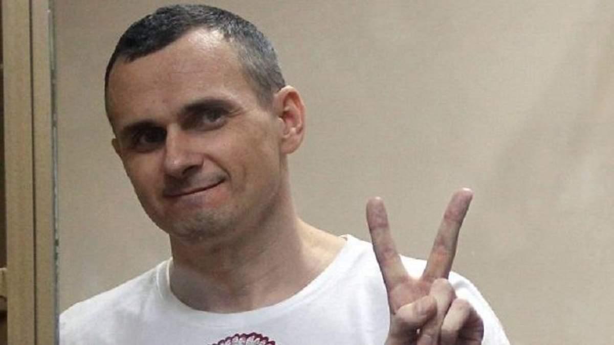 Олег Сенцов поки не знає про присудження йому важливої премії