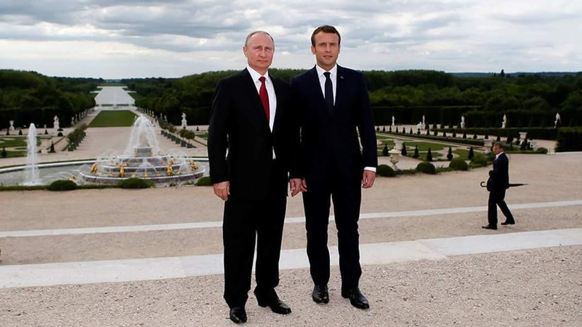 Разрыв ракетного договора: лидеры США и Франции встретятся с Путиным
